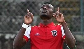 Sp. Braga B-Sporting B, 1-1: Igualdade em jogo pobre