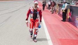 MotoGP: Ducati escolheu Dovizioso para juntar a Lorenzo