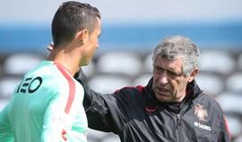 Estágio de Portugal arranca a 23 de maio