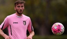 Cristante desilude Palermo