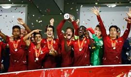 Portugal sagra-se campeão europeu nos penáltis