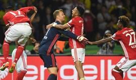 Bayern Munique leva a Taça da Alemanha