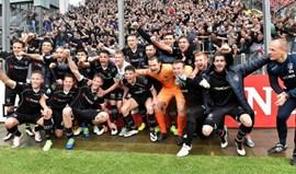 Holanda: Heracles na Liga Europa pela primeira vez