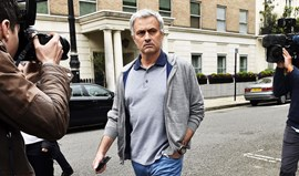 José Mourinho a horas de assinar