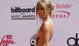 Ciara provoca nos Billboard Music Awards
