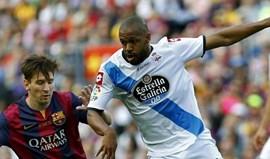Sidnei com 90% de hipóteses de se transferir para o Barcelona