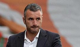 Ivo Vieira é o novo treinador com a ambição de subir  à Liga NOS
