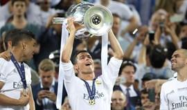 Ronaldo é o melhor marcador da prova