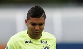 Casemiro integra seleção brasileira