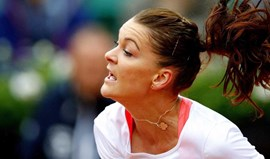 Agnieszka Radwanska eliminada nos oitavos de final