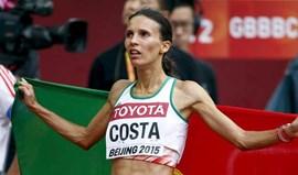 Filomena Costa chorou e já nem foi treinar