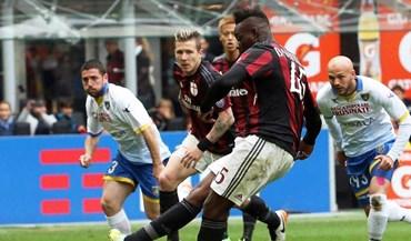 AC Milan empata com Frosinone em jogo de loucos