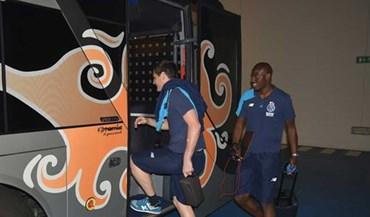FC Porto já está a caminho de Lisboa