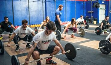 Saiba o porquê de o CrossFit ser um estilo de treino De Homem