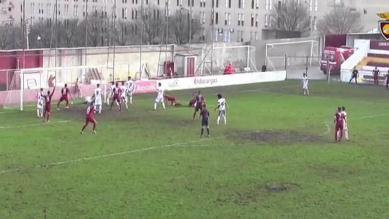 Acha que há razões para suspeitar do jogo entre Oriental e Oliveirense?