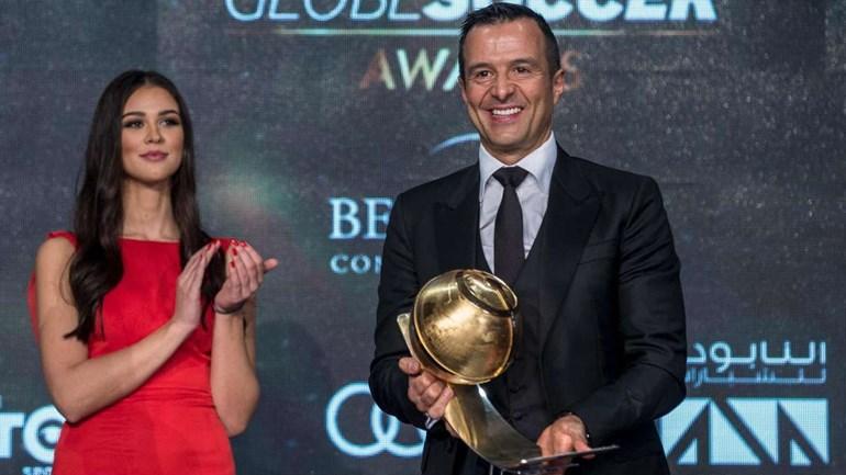 Fisco espanhol investiga negócios com Jorge Mendes