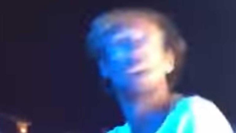 Crouch dá-lhe gás na noite de Ibiza