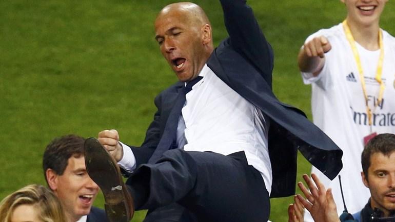 Receita de Florentino é Zidane e mais onze