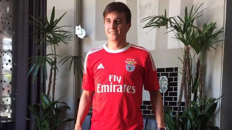 Cervi: «Não sei se a 10 estará disponível no Benfica»