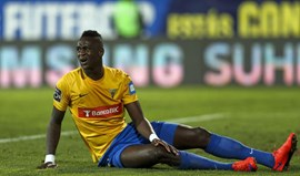Guiné-Bissau garante presença na CAN'2017