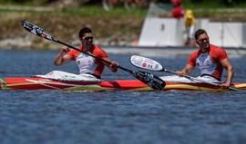 Emanuel Silva e João Ribeiro conquistam ouro em K2 500