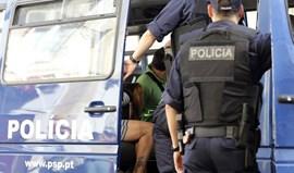 PSP realiza buscas domiciliárias em Lisboa, Sintra e Loures