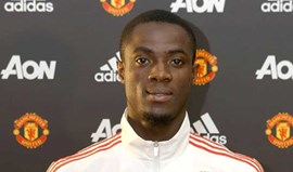 Eric Bailly confirmado no Man. United