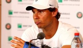 Rafael Nadal desiste de Wimbledon