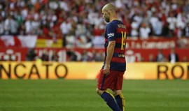 Mascherano quer sair do Barcelona