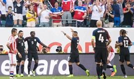 Estados Unidos vencem e eliminam Costa Rica de Bryan Ruiz