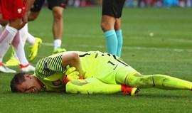 Szczesny só sabe se defronta Alemanha no dia do jogo