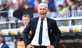 Gasperini assume comando do Atalanta