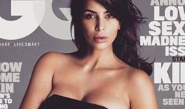 Kim Kardashian nua outra vez? Sim, na nova edição da GQ