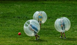 Bubble Football anda a revolucionar o desporto-rei