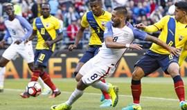 Estados Unidos vencem Equador e avançam para as meias-finais
