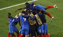 Indícios de uma França campeã