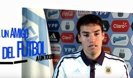 Melhor amigo de Nico Gaitán joga no FC Porto