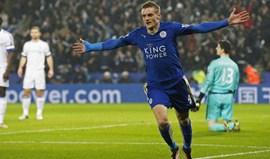Vardy renova com Leicester até 2020