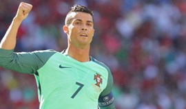 Ronaldo na equipa ideal da terceira jornada