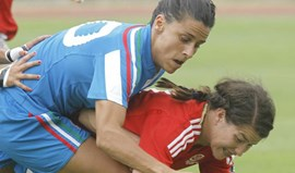 Seleção feminina disputa 'quartos' do Challenge Trophy de sevens com o México