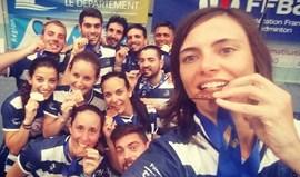 Telma Santos ganha bronze