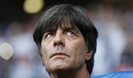 Joachim Löw: «Tivemos o controlo total da bola»