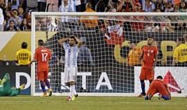 Kun Agüero: «Messi não deve ser o único a retirar-se»