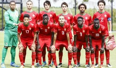 Portugal vence Áustria no Torneio de Lisboa de sub-18