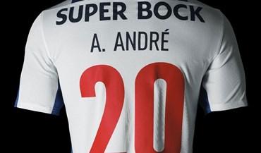 FC Porto mostra mais um detalhe da nova camisola