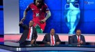 McCarthy festeja triunfo da Seleção com muitos palavrões em português