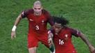 Pepe: «Só de olhar para a cara de Renato Sanches dá-me vontade de rir»