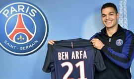 Ben Arfa assina pelo Paris Saint-Germain