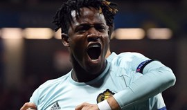 Batshuayi confirma saída do Marselha