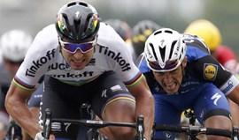Peter Sagan vence 2.ª etapa... sem saber